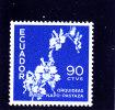 1957- ECUADOR - **/MNH - ORCHIDS - ORCHIDEEN - Yv 601A  Mi 889 - Ecuador