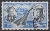 FRANKRIJK - Michel - 1970 - Nr 1723 - Gest/Obl/Us - France