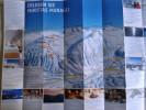 Alt801 Ski Area Map Mappa Piste Sci Impianti Risalita Slopes Skilift Cablecar Charlift Funivia Mouttas Muragl Pontresina - Sport Invernali