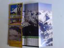 Alt803 Ski Area Map Skirama Mappa Piste Sci Impianti Risalita Slopes Skilift Cablecar Charlift Funivia Colere Orobie - Sport Invernali