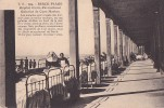 62 -- Pas De Calais -- Berck-Plage -- Hôpital Cazin-Perrochaud - Galeries De Cure Marine -- Religieuses Et Enfants - Berck