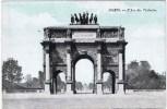 Cpa  PARIS  L Arc Des Tuileries - Autres Monuments, édifices