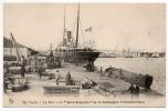 Tunis Saint Augustin Compagnie Transatlantique Bateau Paquebot - Tunisie