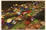 - Damnernsaduak Floating Market. RAJBURI. - - Tailandia
