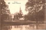 VERLAINE (4537) : Le ch�teau d�Oudoumont, vu du Parc. CPSM.