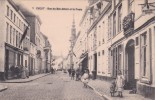 Diest - Rue Du Roi Albert Et Poste - Diest