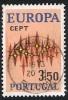 1972 - PORTOGALLO / PORTUGAL - EUROPA CEPT. USATO - Europa-CEPT