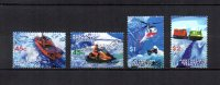 Territorio Antártico Australiano   1998    Y&T  Nº    115/118 - Territorio Antártico Australiano (AAT)