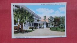 - Front Entrance  of Florida Sanitarium---- Florida> Orlando ----       ----- -ref --2051