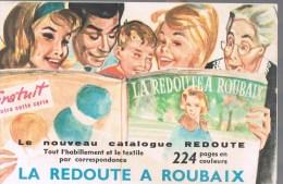 La Redoute à ROUBAIX . - Publicidad