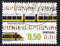 2005 - PORTOGALLO / PORTUGAL - TRASPORTO PUBBLICO. USATO - 1910 - ... Repubblica