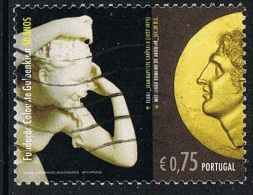 2006 - PORTOGALLO / PORTUGAL - CINQUANTESIMO DELLA FONDAZIONE GULBENKIAN. USATO - Usati