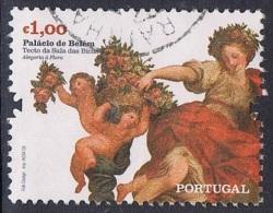 2009 - PORTOGALLO / PORTUGAL - PALAZZO DI BELEM. USATO - 1910 - ... Repubblica