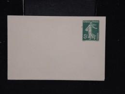 FRANCE - Lot De 13 Enveloppes Au Type Semeuse 5c Vert - 2 Dates Différentes - Lot P12014