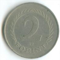 2 FORINT 1966 HUNGARY - Hungary