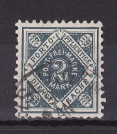 WURTTEMBERG 1921. Mi 157 USED - Wurtemberg