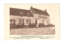 CPA 62 62 - TARDINGHEN Près WISSANT - Restaurant à La Grande Renommée Des Crêpes Et Beignets Animation Voitures - Wissant