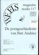 BELGIE WEFIS STUDIE 117 DE POSTGESCHIEDENIS VAN SINT ANDRIES - Autres Livres