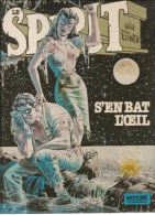 Will Eisner Spirit S'en Bat L'oeil Editions Neptune Albin Michel De 1984 - Livres, BD, Revues