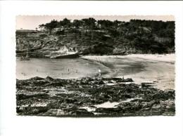 CP - Moelan Sur Mer (29) La Plage Et Pointe De Kerfany - Moëlan-sur-Mer