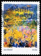 Etats-Unis / United States (Scott No.4444h - Abstract Impressionists)+ (o) - United States