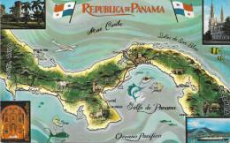 PANAMA NO VOYAGE - Panamá