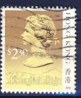 ##K1787. Hong Kong 1991. Michel 610. Used(o) - Hong Kong (...-1997)