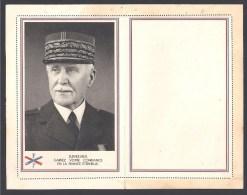 Maréchal Pétain  - Carte Lettre - ( 2 Scans ) - Documents