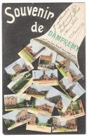 Souvenir De Dampremy :  Multivues - Charleroi
