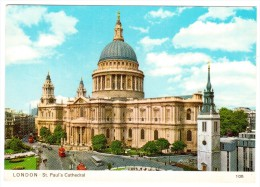FR523     London  St.Paul's Cathedral - St. Paul's Cathedral