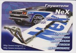 CALENDAR Russia 2005 Car - Calendarios