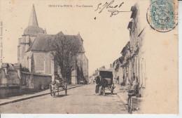 SULLY LA TOUR - Vue Centrale  PRIX FIXE - France