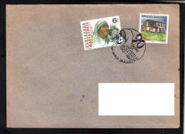 MACEDONIA, 2000, MICHEL 203, 100 YEARS MOTHER TERESA, RELIGION, CHRISTIANITY, INDIA ** - Mazedonien
