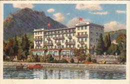 Thematiques Suisse Lugano Grand Hôtel Europe - TI Tessin
