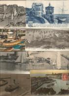 LOT DE 26 CARTES POSTALES , Bateaux , Paquebot , Voilier ... , Bon état  , 3 Scans , FRAIS DE PORT France : 4€ - Postcards