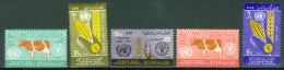 Egypt 1963 Freedom From Hunger MNH** - Lot. 4082 - Égypte