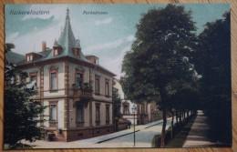 Kaiserslautern - Parkstrasse - Colorisée / Koloriert - Plan Inhabituel / Ungewöhnlicher Blick - (n°4778) - Kaiserslautern