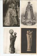 LOT DE 14 CARTES POSTALES , Bon état  , Religion , Madone , Marie , Jésus , 4 Scans , FRAIS DE PORT France : 3.00€ - Postcards