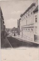 GERAARDSBERGEN   GRAMMONT   La Rue Du Convent - Geraardsbergen
