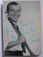 AUTOGRAPHE MAXIM SAURY - Autographes