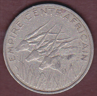 EMPIRE CENTRAFRICAINE. 100 FRANCS 1978 . BOKASSA I . KM# 8 - Central African Republic