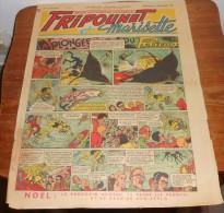 Fripounet Et Marisette.  N°51. Dimanche 19 Décembre 1954. - Fripounet