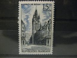 Francia 1956 - Neuf ** - NUOVI MNH ** - RIF. G 0122 - France