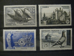 Francia 1956 - Neuf ** - NUOVI MNH ** - RIF. G 0125 - France