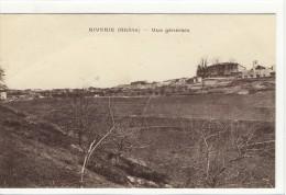 Carte Postale Ancienne Riverie - Vue Générale - Francia