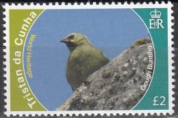 Tristan Da Cunha 2010 Bruant Neuf ** - Tristan Da Cunha