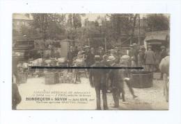 CPA Très Très Abîmée En Très Mauvais état- Concours Régional De Doullens - Hordequin & Sevin Machines Agricoles Beauval - Beauval