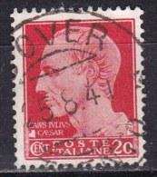 Regno D'Italia, 1929 - 20c Serie Imperiale - Nr.247 Usato° - 1900-44 Vittorio Emanuele III