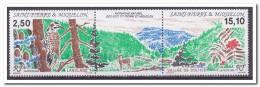 Saint-Pierre Et Miquelon 1992, Postfris MNH, Trees, Forest - Ongebruikt