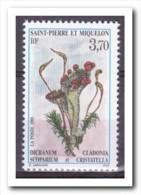 Saint-Pierre Et Miquelon 1995, Postfris MNH, Plants - St.Pierre & Miquelon